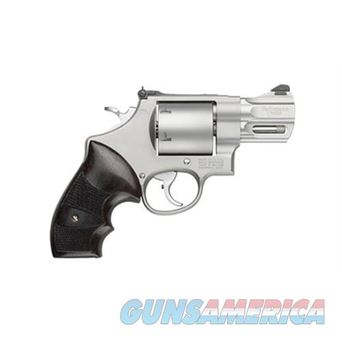 Smith & Wesson 629 44Mag 2 5/8 6Rd Ss Wood Grip 170135  Guns > Pistols > S Misc Pistols