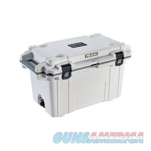 Pelican Products Pelican Im 70Qt Elite Cooler Wht/Gry 70Q-1-WHTGRY  Guns > Rifles > PQ Misc Rifles