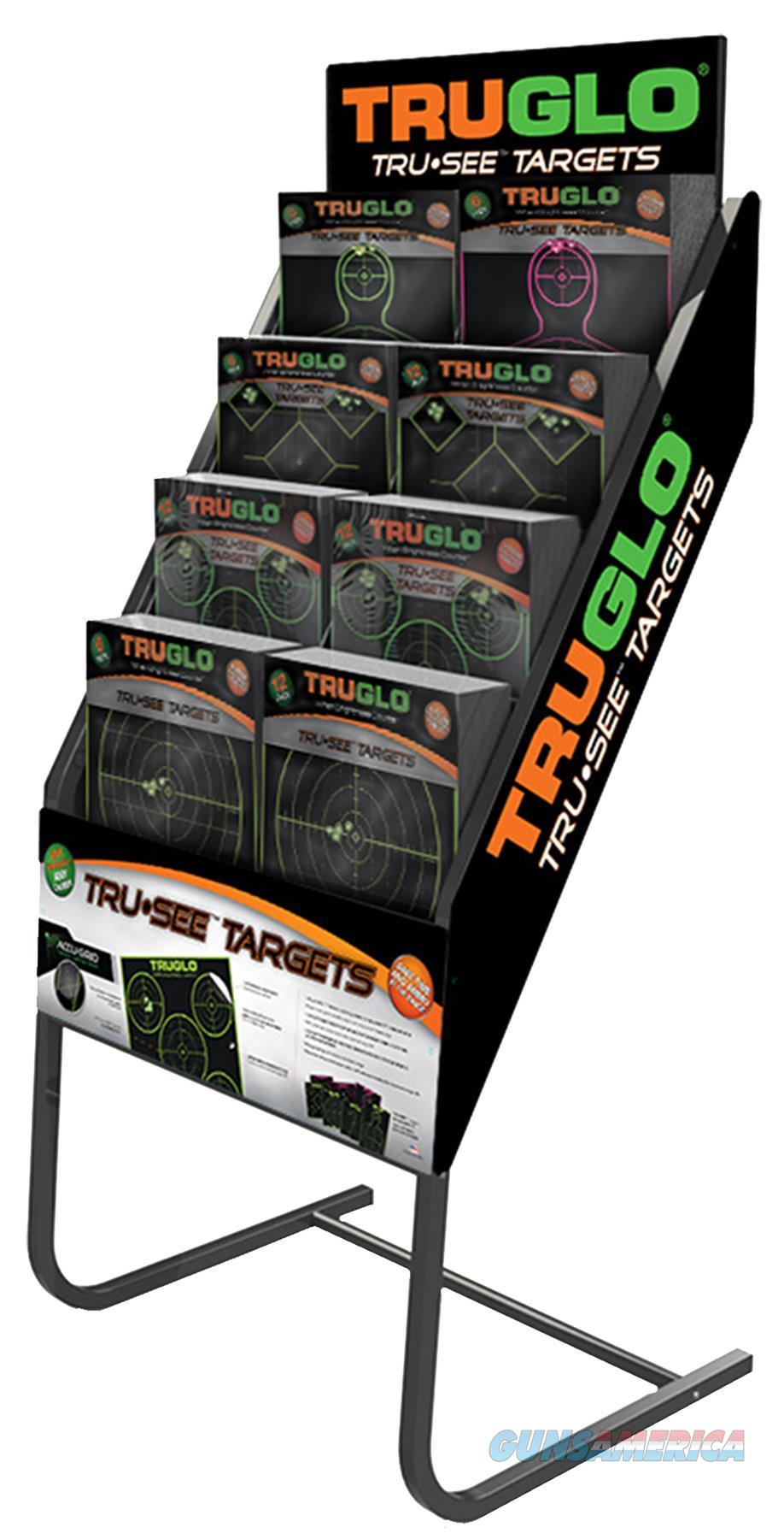 Truglo Tg100p1 Tru-See Target Display W/Product 72 Packs Floor TG100P1  Non-Guns > Traps - Trapline Use
