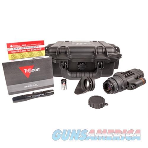 Trijicon Electro Optics Trijicon Ir Ptrl Le100 19Mm Blk IRMO-100  Non-Guns > Scopes/Mounts/Rings & Optics > Rifle Scopes > Variable Focal Length