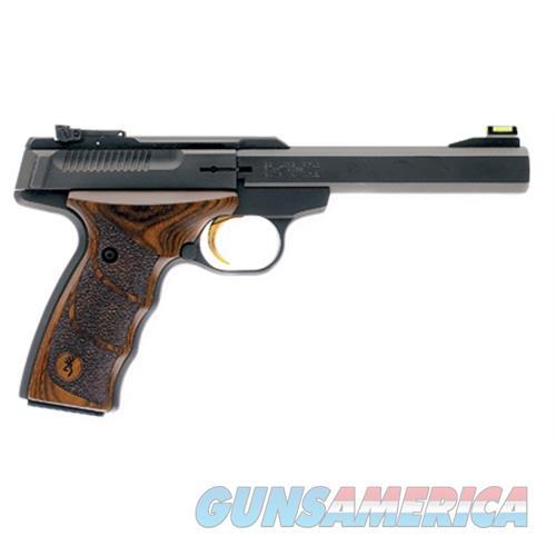 """Brown Bm Plus Udx 22Lr 5.5"""" Ca Comp 051428490  Guns > Pistols > B Misc Pistols"""