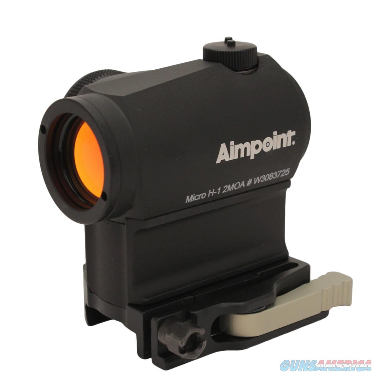 Aimpoint Micro 200158  Non-Guns > Iron/Metal/Peep Sights