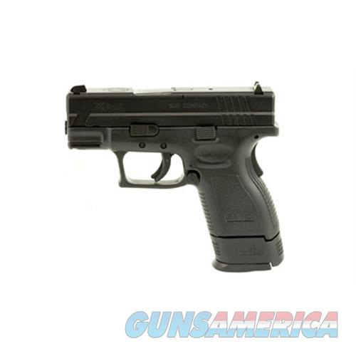 "Sprgfld Xd9 9Mm 3"" Blk 16Rd XD9801HC  Guns > Pistols > S Misc Pistols"