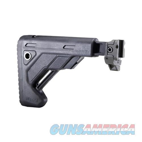 Sig Mcx/Mpx Flding/Tlscping Stk Blk STOCK-X-FOLD-TELE-BLK  Non-Guns > Gunstocks, Grips & Wood