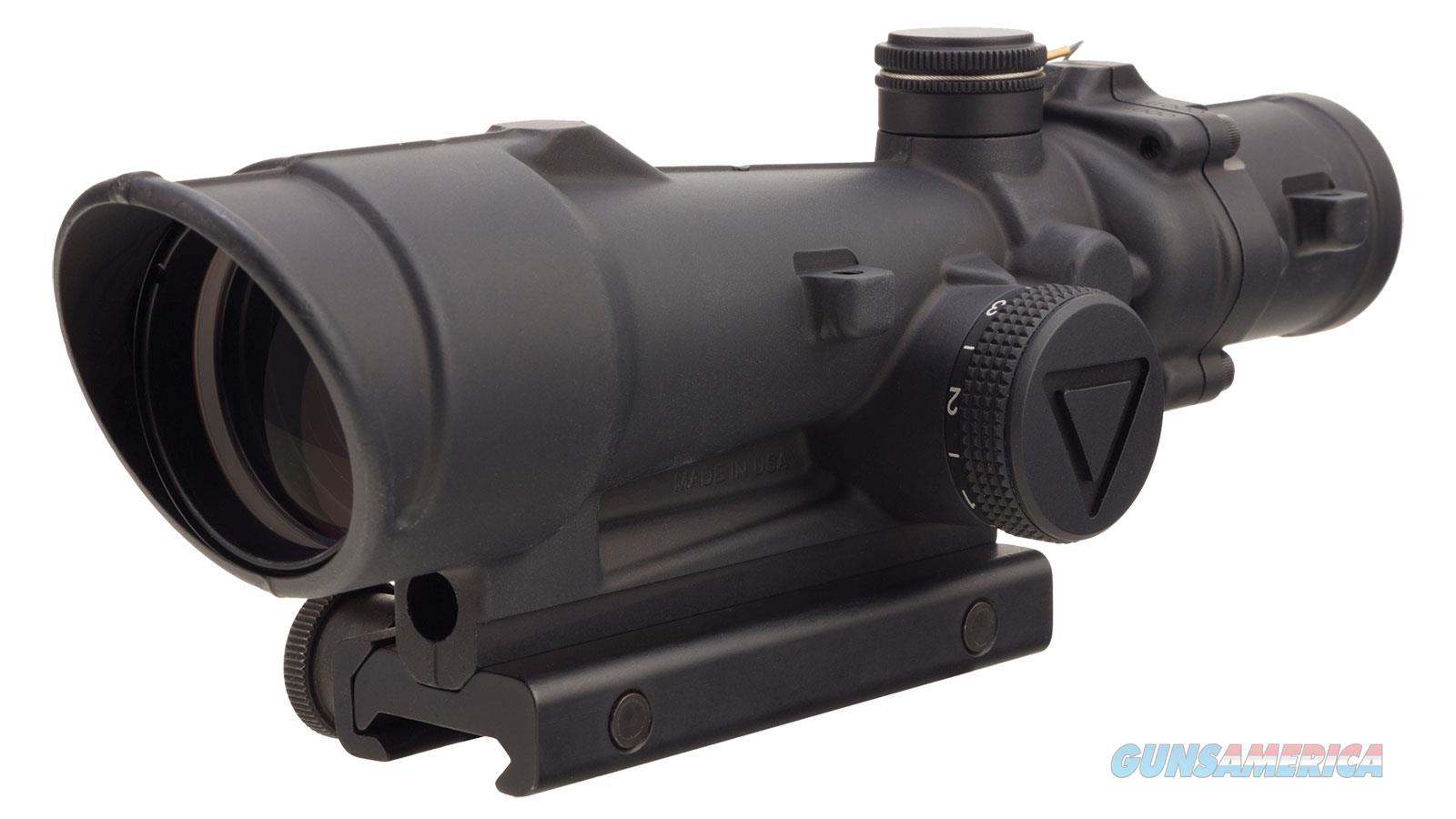 Trijicon Acog  3.5X35 Red Led Ill TA110-C-100497  Non-Guns > Iron/Metal/Peep Sights