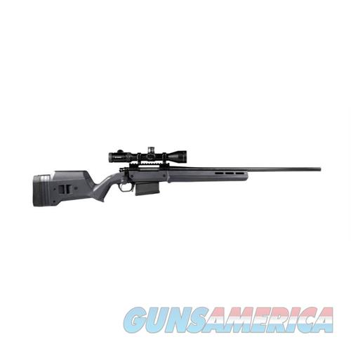 Magpul Industries Corporation Hunter 700 L/A Stock Gry MAG483-GRY  Non-Guns > Gunstocks, Grips & Wood