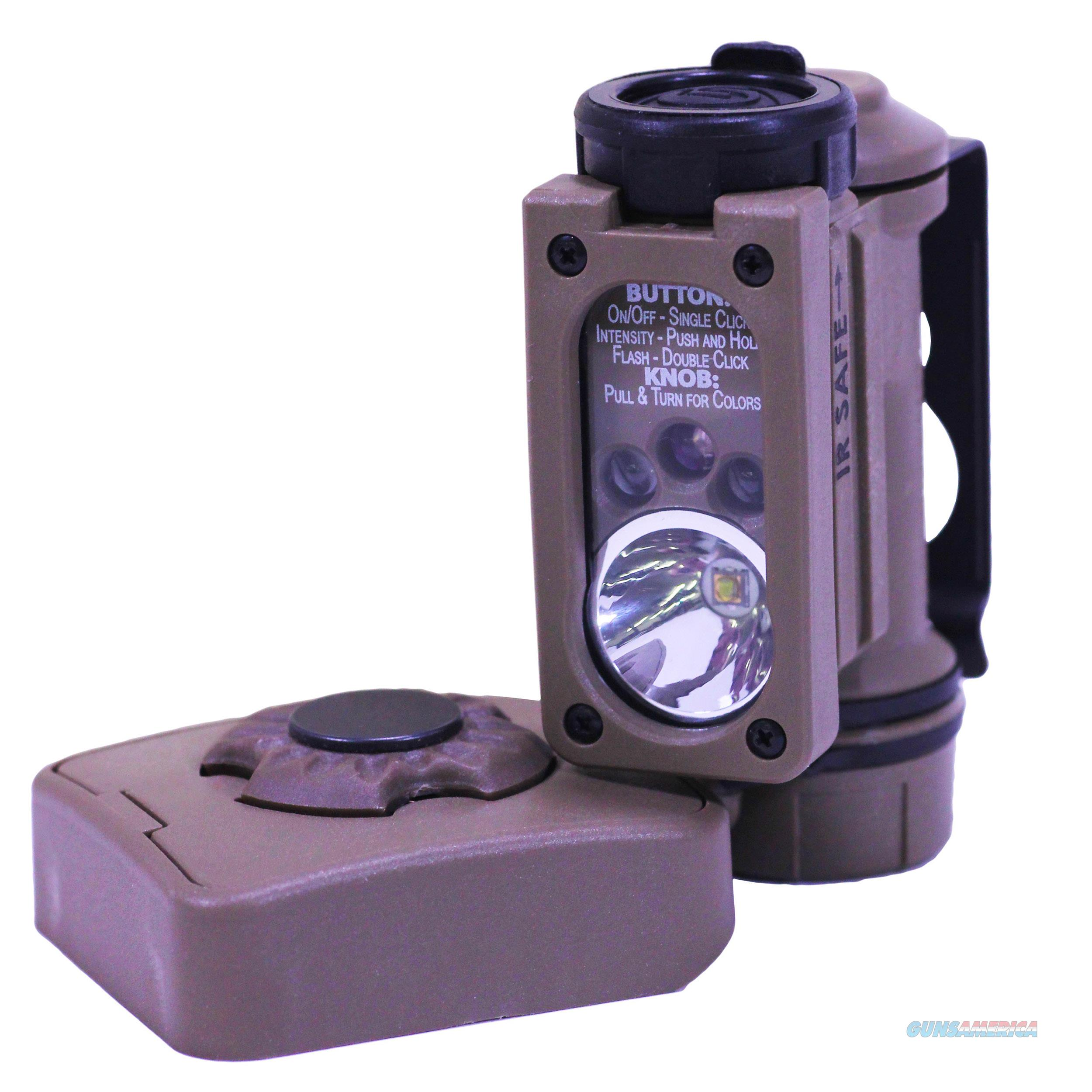 Streamlight Sidewinder Compact Ii, White, Green, Blue, Infrared Led 14533  Non-Guns > Tactical Equipment/Vests