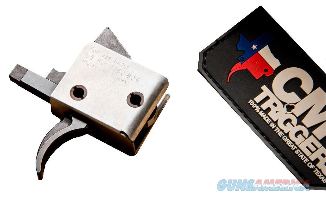 Cmc Trigger Cmc Ar-15 Match Trigger Curved 3.5Lb 91501  Non-Guns > Gun Parts > Misc > Rifles