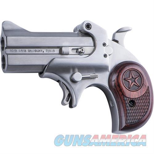 "Bond Arms Bacd Cowboy Defender Derringer Single 45 Colt (Lc)/410 Gauge 3"" 2 Round Stainless BACD45410  Guns > Pistols > B Misc Pistols"