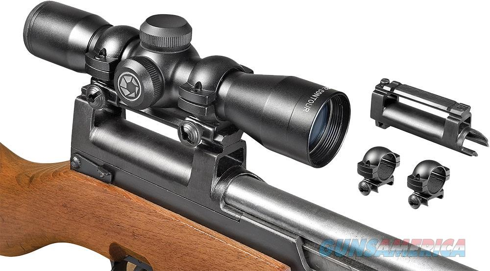 "Barska Ac10882 Contour 4X 32Mm Obj 23.57 Ft @ 100 Yds Fov 1"" Tube Black Matte 30/30 AC10882  Non-Guns > Scopes/Mounts/Rings & Optics > Rifle Scopes > Variable Focal Length"