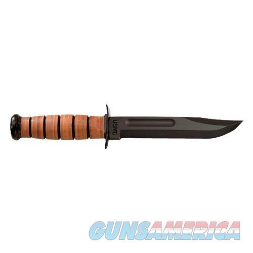 "Kbar Usmc Fighting/Util 7"" W/Shth Pl 2-1217-8  Non-Guns > Knives/Swords > Knives > Fixed Blade > Imported"