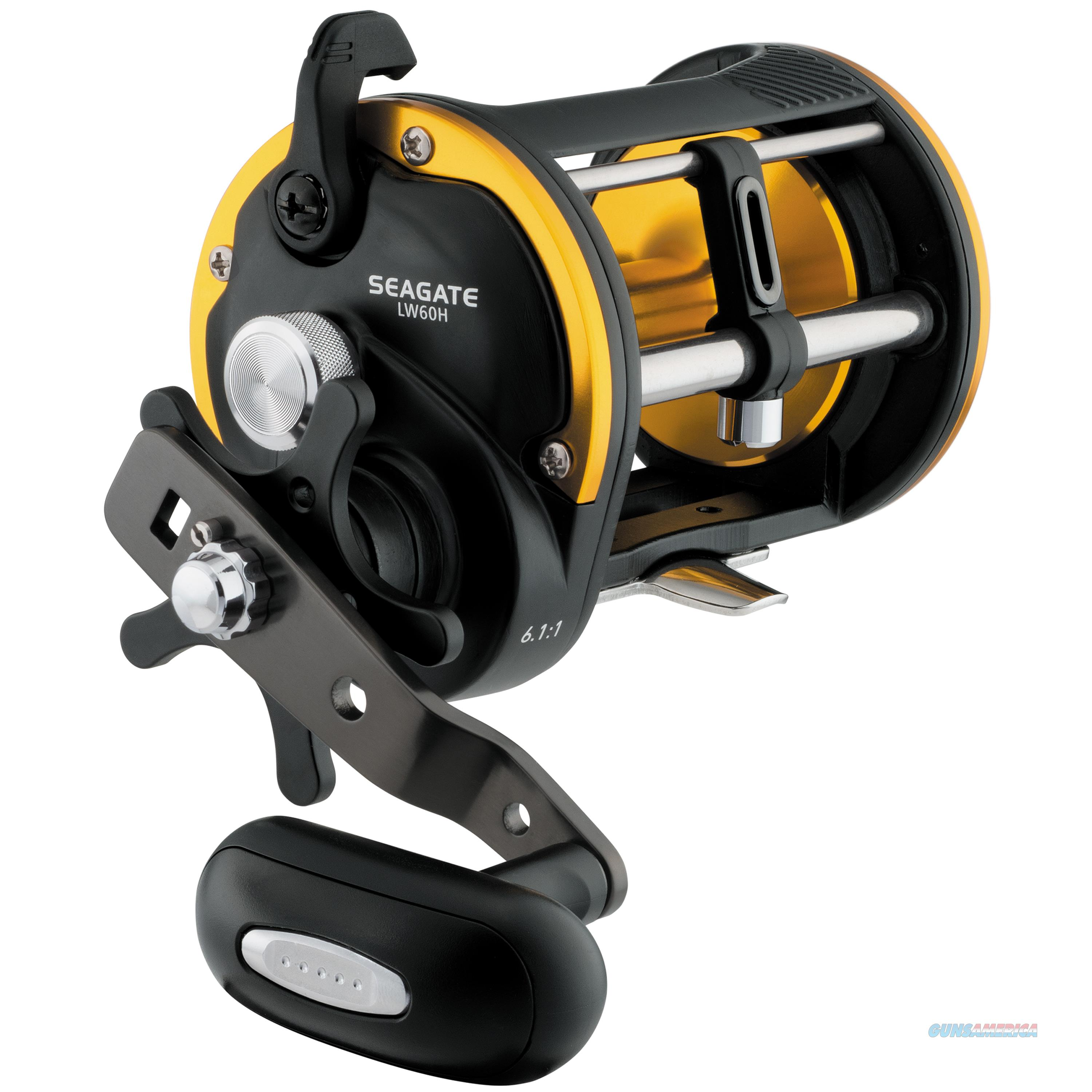 Daiwa Seagate Levelwind Saltwater Conventional Reel SGTLW60H  Non-Guns > Fishing/Spearfishing