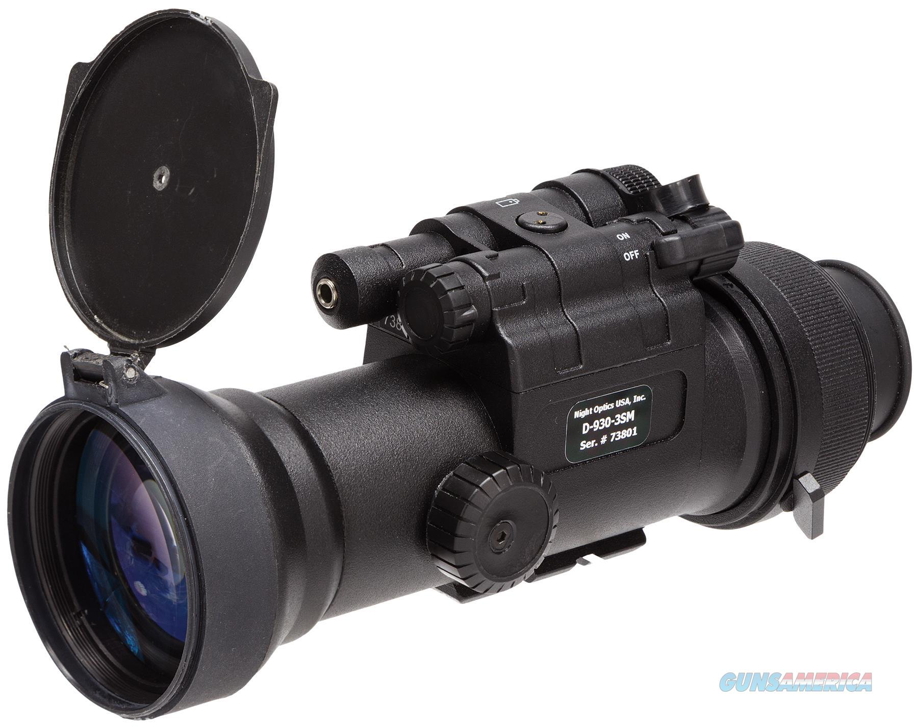 Night Optics Ns9303gm D-930 Night Vision Scope 3Rd Gen 1X  8.5 Degrees Fov NS9303GM  Non-Guns > Night Vision