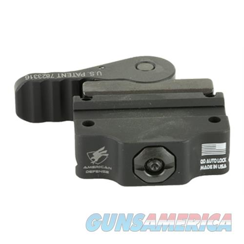 American Defense Manufacturing Am Def Trijicon Mro Low Mnt Std AD-MRO-L STD  Non-Guns > Scopes/Mounts/Rings & Optics > Mounts > Other