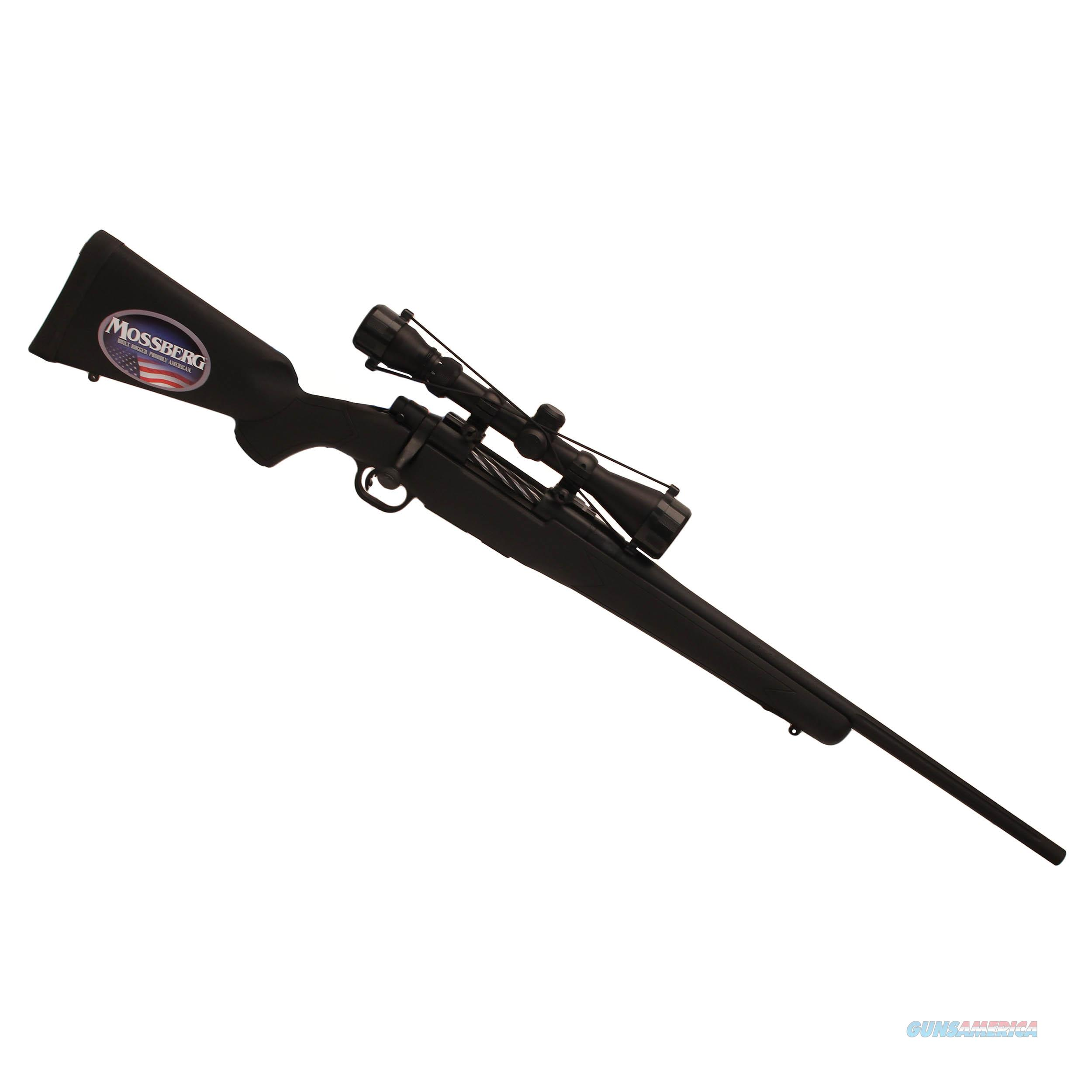 Mossberg Patriot Rifle, 308 Winchester 5 Round 27866  Guns > Rifles > MN Misc Rifles