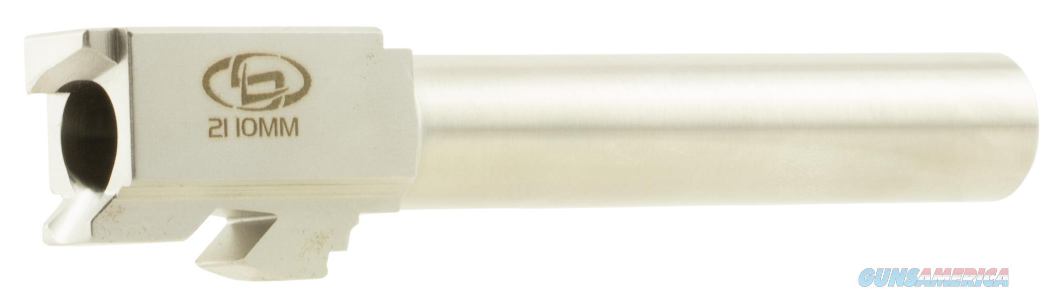 "Stormlake 34017 Glock 21/21Sf 10Mm Conversion For 45 Acp 4.6"" Stainless 34017  Non-Guns > Barrels"