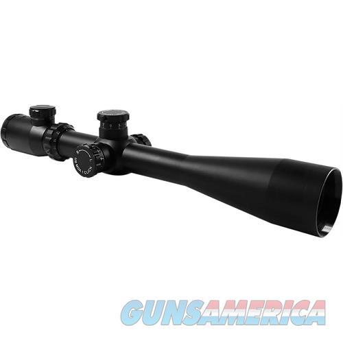 Aim Sports Jxpfml104050 Xpf 10-40X 50Mm Obj 9.8-2.7 Ft @ 100 Yds Fov 30Mm Tube Black Matte Dual Illuminated Mil-Dot Red/Green JXPFML104050  Non-Guns > Scopes/Mounts/Rings & Optics > Rifle Scopes > Variable Focal Length