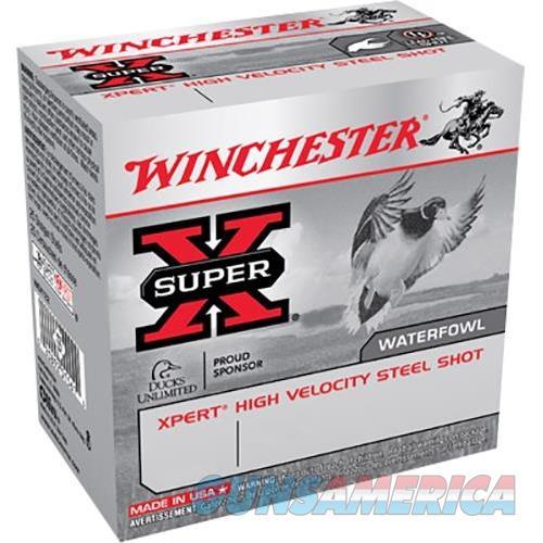 """Winchester Ammo Wex123h1 Expert Hi-Velocity 12 Gauge 3"""" 1-1/4 Oz 1 Shot 25 Bx/ 10 Cs WEX123H1  Non-Guns > Ammunition"""