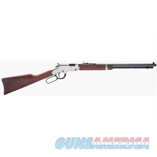 "Henry Henry Silver Boy 22Wmr 20"" 12Rd H004SM  Guns > Rifles > H Misc Rifles"