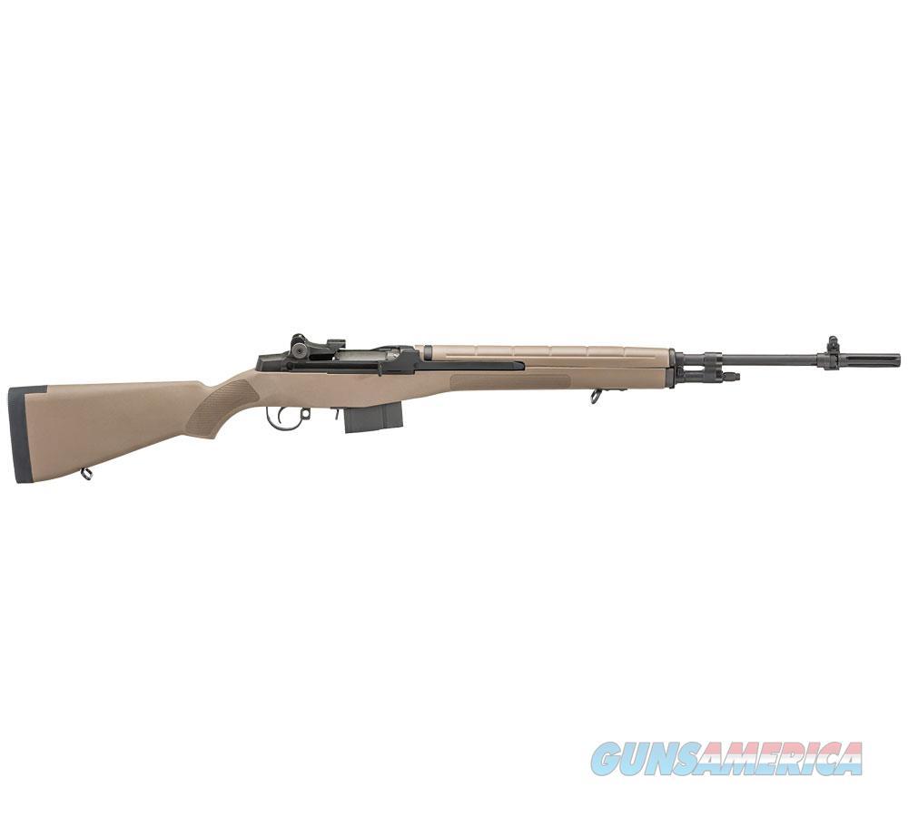 Springfield Armory M1a Fde 7.62X51mm 22#148;Bbl 10Rd Flat Dark Earth Composite Stock MA9120  Guns > Rifles > S Misc Rifles