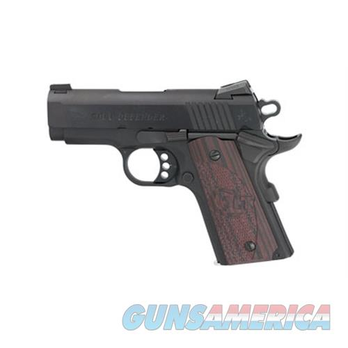 "Colt Colt Defender 9Mm 3"" Blk Nns O7802XE  Non-Guns > Magazines & Clips > Pistol Magazines > Other"