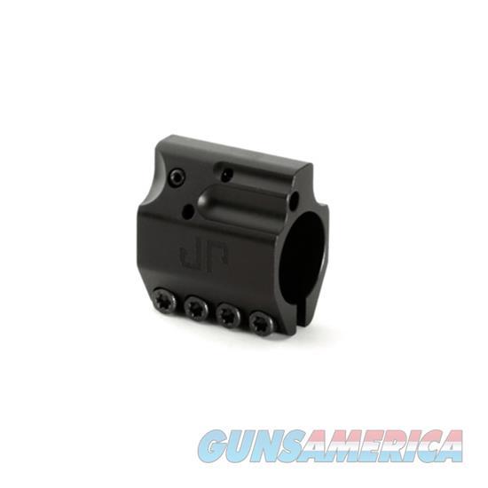 J P Enterprises Adj Gas Block Ss .750 Blk No Rail GS5B  Non-Guns > Gun Parts > Misc > Rifles