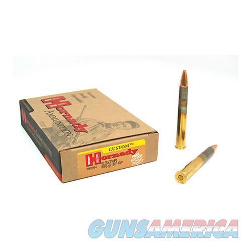 Horn Shot 9.3X74r Ammunition By Hornady 090255823042  Non-Guns > Ammunition