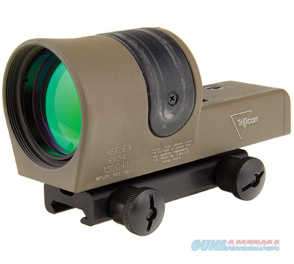 Trius Products 1X42 Reflex, Amber 4.5 RX34-C-800109  Non-Guns > Iron/Metal/Peep Sights