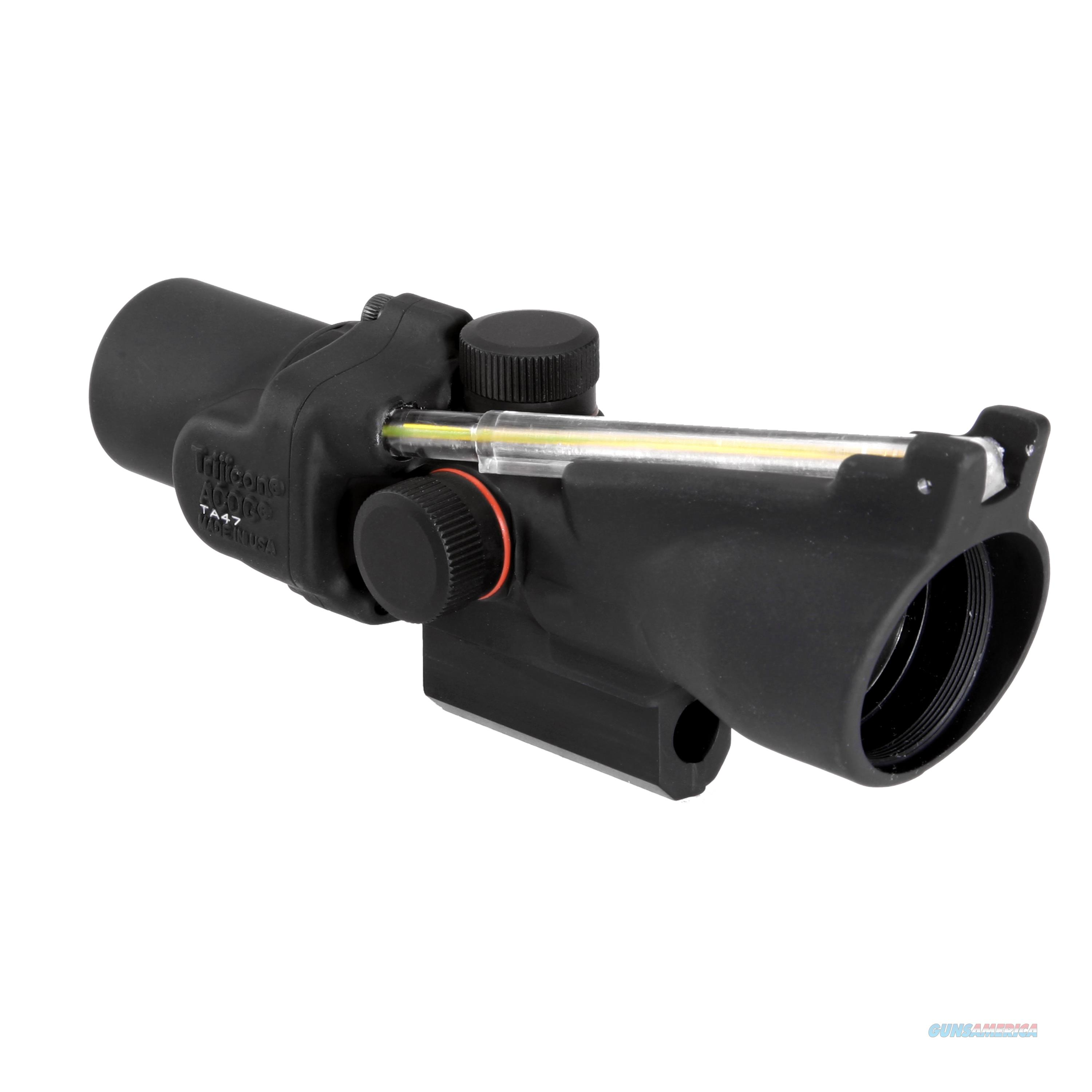 Trijicon Acog 2X20mm Compact Dual Illuminated Scope TA47C400148  Non-Guns > Scopes/Mounts/Rings & Optics > Mounts > Other