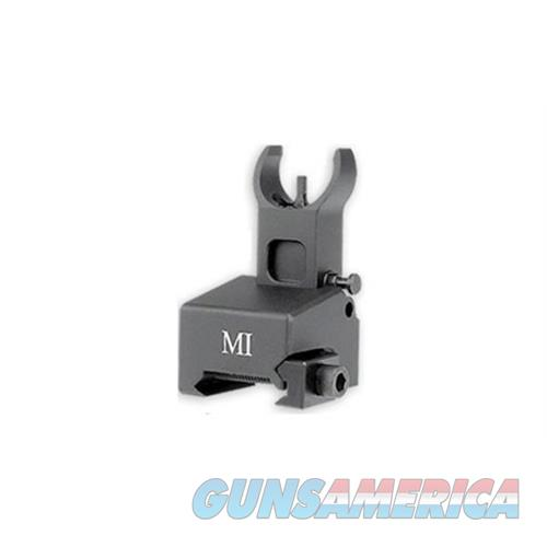 Midwest Industries Midwest Lowpro Gas Blk Flipup Sight MI-LFFG  Non-Guns > Scopes/Mounts/Rings & Optics > Mounts > Other