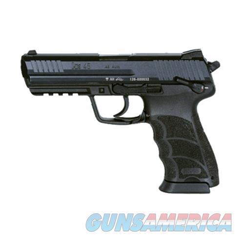 """Hk 45 45Acp 4.46"""" Blk V1 Da/Sa 10Rd 745001-A5  Guns > Pistols > H Misc Pistols"""