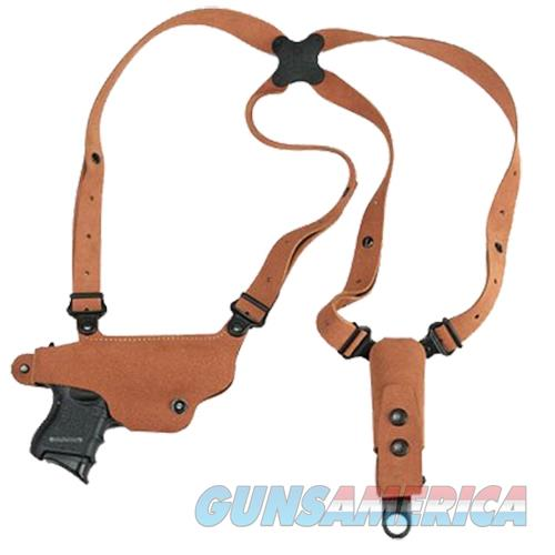 Galco Cl224 Classic Lite Shoulder System Adjustable Glock 17 Steerhide Center Cut Natural CL224  Non-Guns > Holsters and Gunleather > Other