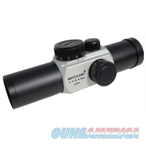 Ultra Dot Matchdot 30Mm Blk/Slvr MATCHDOT  Non-Guns > Scopes/Mounts/Rings & Optics > Rifle Scopes > Variable Focal Length