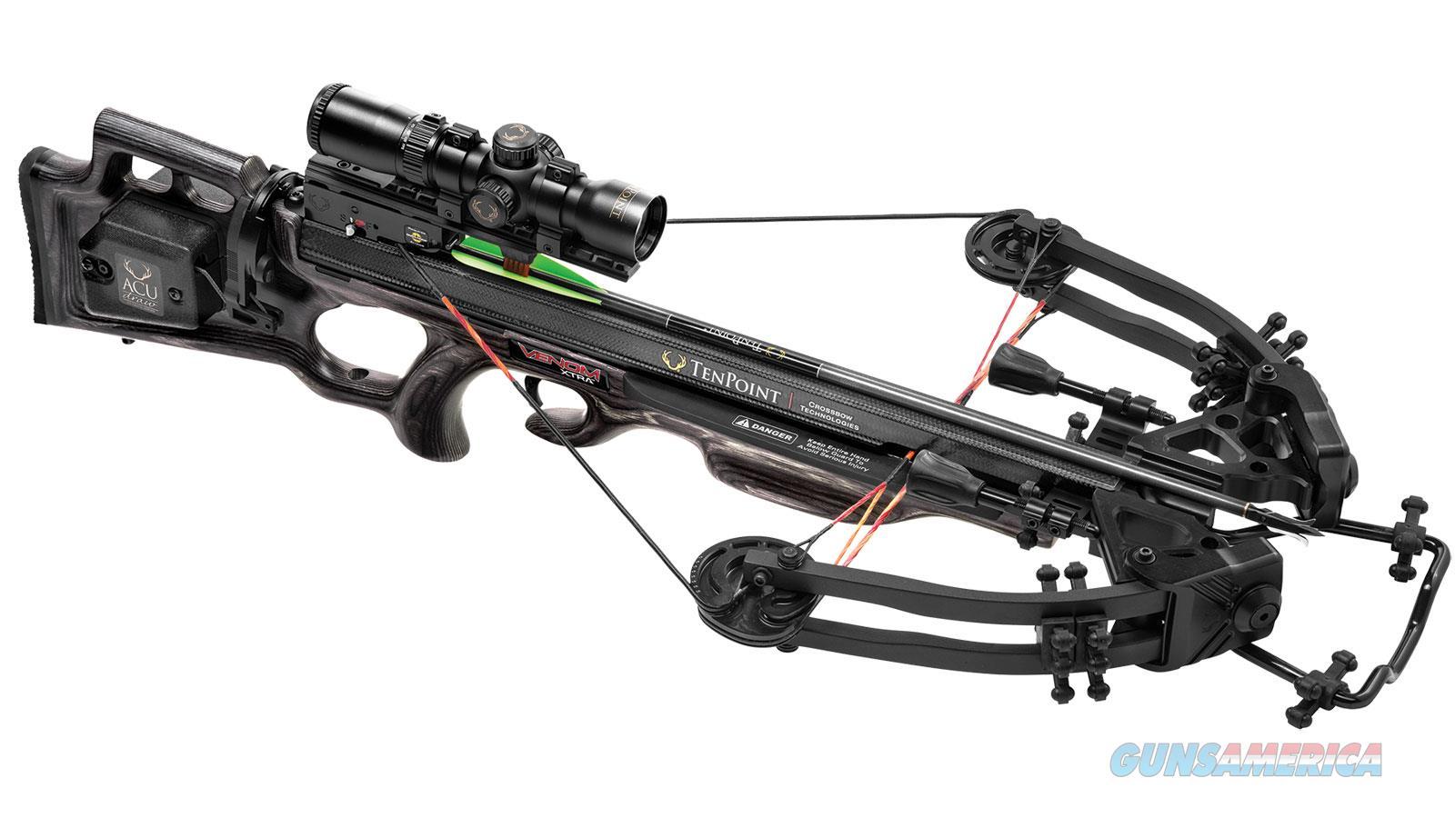 Ten Point Venom Xtra Pkg Range Master CB16001-8412  Non-Guns > Archery > Bows > Crossbows