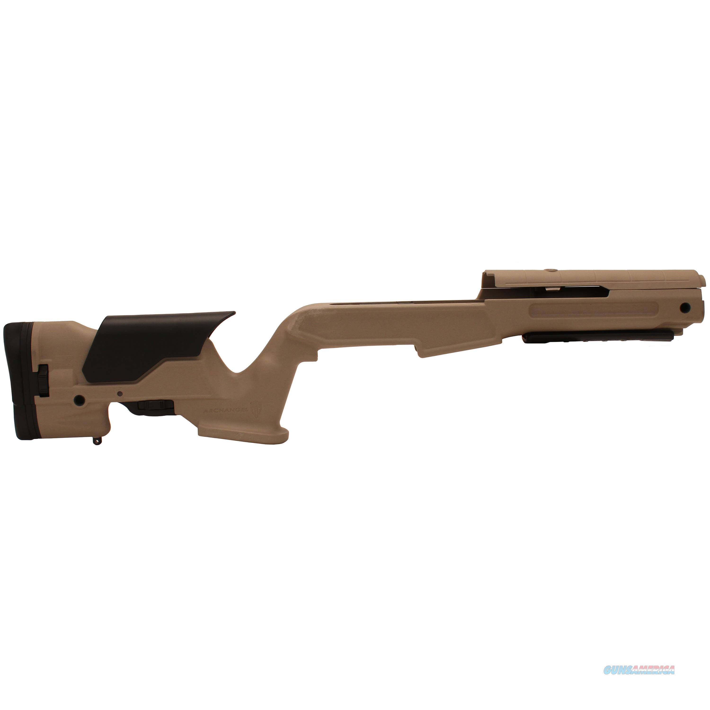 Promag Archangel Precision Rifle Stock AAMINIDT  Non-Guns > Gunstocks, Grips & Wood