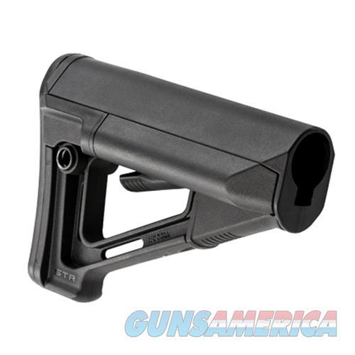 Str Buttstock Milspec Blk MAG470-BLK  Non-Guns > Gunstocks, Grips & Wood