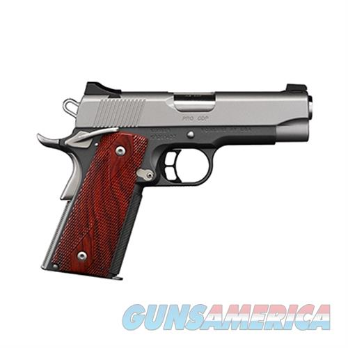 Kimber Pro Cdp 9Mm KIM3000258  Guns > Pistols > K Misc Pistols