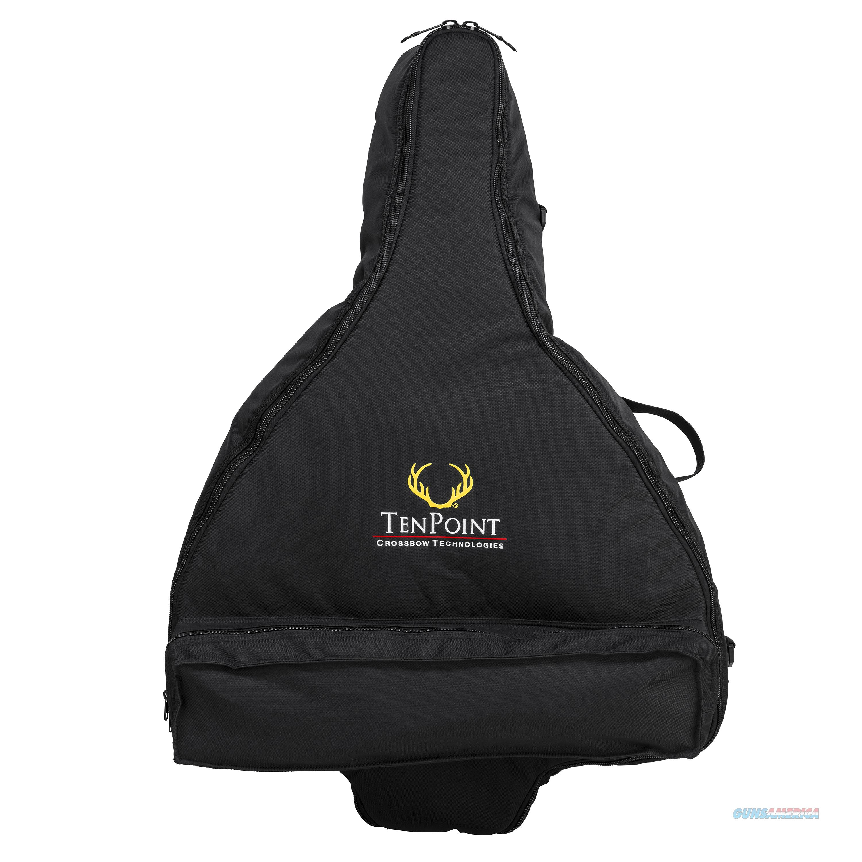 Ten Point Universal Compact Soft Case With Pockets HCA20016t  Non-Guns > Archery > Parts