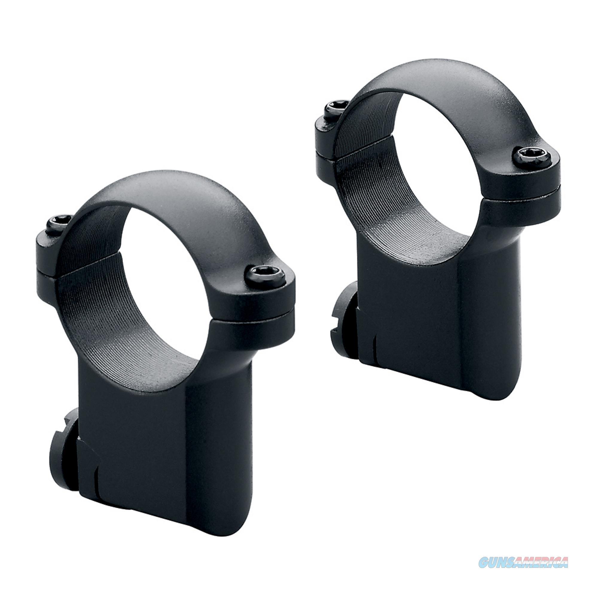 Leupold Ruger High Rings 50Mm Matte 49952  Non-Guns > Scopes/Mounts/Rings & Optics > Mounts > Other