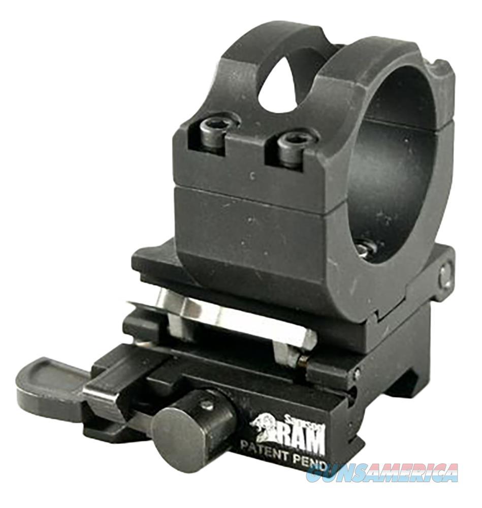 Samson Qr-30Mm Side Flip Mount For Ram Flip To Side Style Black Finish QR-30MM  Non-Guns > Scopes/Mounts/Rings & Optics > Mounts > Other