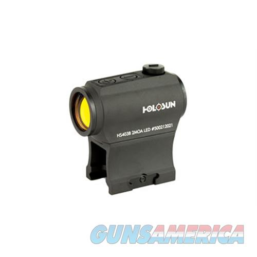 Holosun Holosun 2Moa Red Dot Battery Tray HS403B  Non-Guns > Scopes/Mounts/Rings & Optics > Rifle Scopes > Variable Focal Length