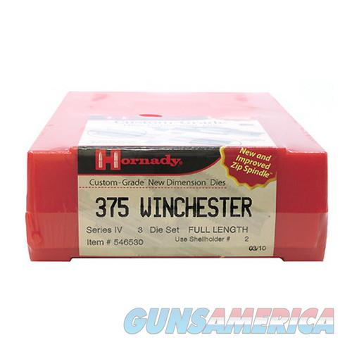 Hornady Custom Grade Series Iv New Dimension 2-Die Set 546530  Non-Guns > Reloading > Components > Brass
