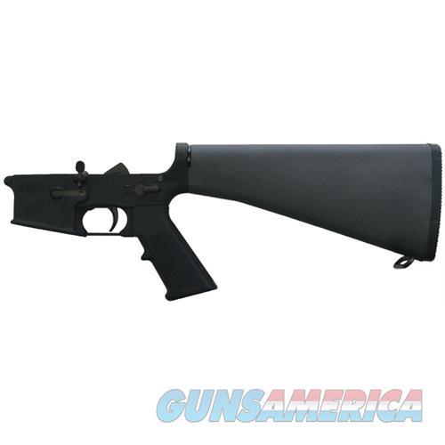 Dpms Lower Assembled Std Fxd Stk LR-05ASF  Guns > Rifles > D Misc Rifles