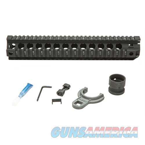 """Bravo Company Usa Bcm Gunftr Quad Rail 556 12"""" Blk BCM-QRF-12-556-BLK  Non-Guns > Gun Parts > Tactical Rails (Non-AR)"""