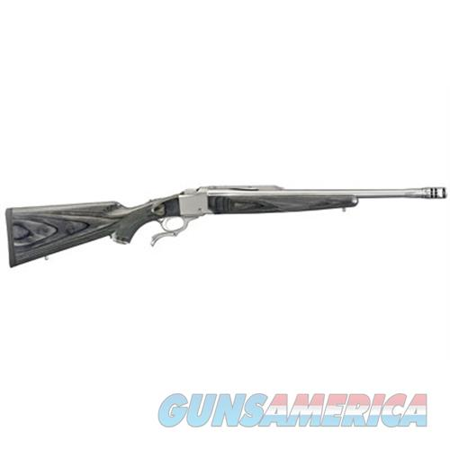 "Ruger 1 450Bush 20"" Blk Lam Sts 21304  Guns > Rifles > R Misc Rifles"