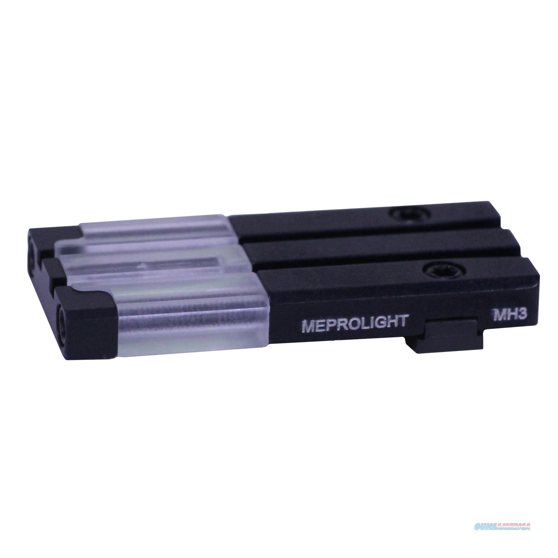 Meprolight Inc/Mako Group Fiber-Tritium Circle Dot Sight 63101  Non-Guns > Gun Parts > Misc > Rifles