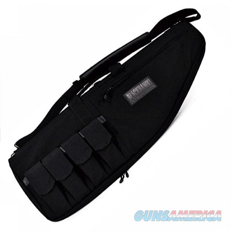 "Blackhawk 64Rc37bk Rifle Case 37X2.5X11.5"" 1000D Textured Nylon Black 64RC37BK  Non-Guns > Gun Cases"