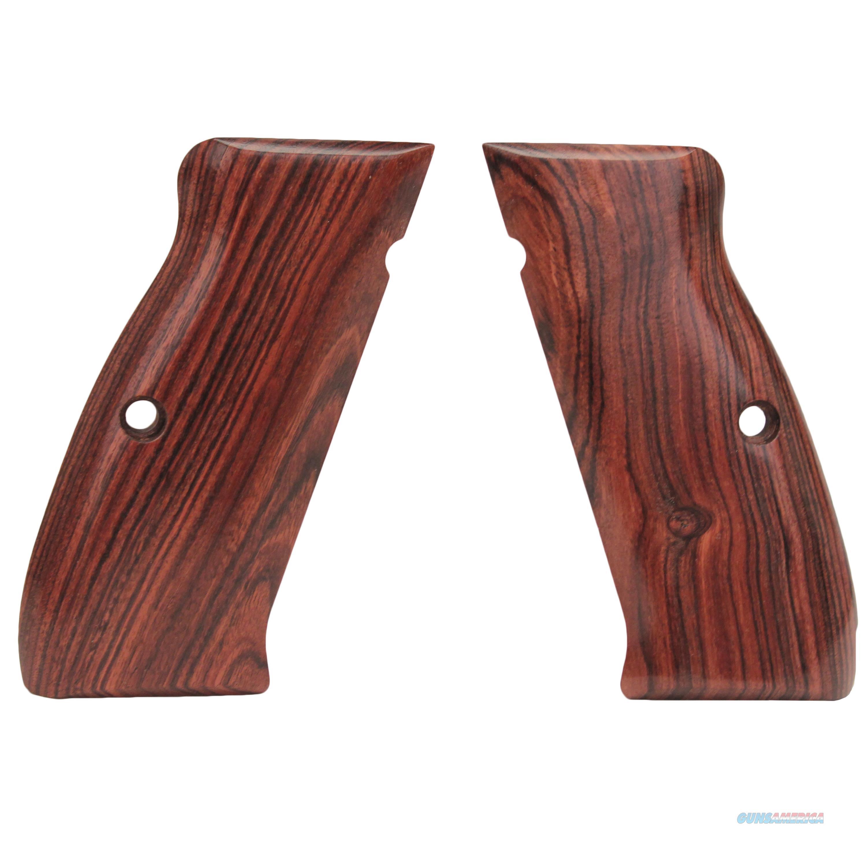 Hogue Cz-75/Cz-85 Grips 75610  Non-Guns > Gunstocks, Grips & Wood
