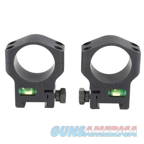 Accu-Tac Scope Rings 34Mm Blk HSR-340  Non-Guns > Scopes/Mounts/Rings & Optics > Mounts > Other