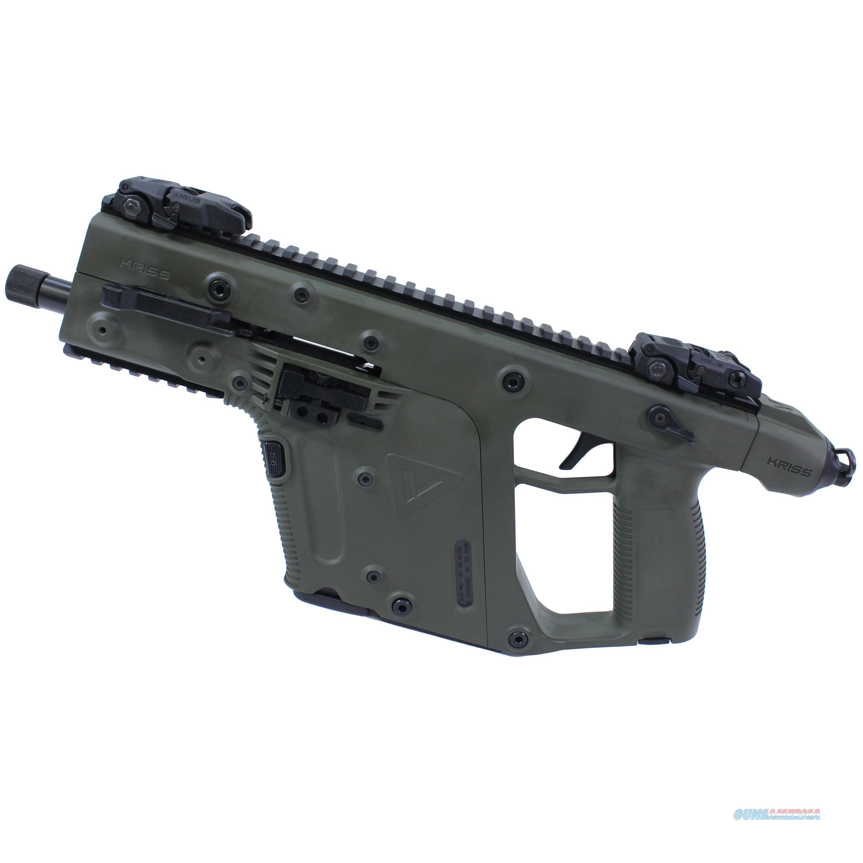 Kriss Vector Sdp Gen 2 10Mm Od KV10PGR20  Guns > Pistols > K Misc Pistols